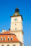 The old town hall at  council square, Brasov Royalty Free Stock Image