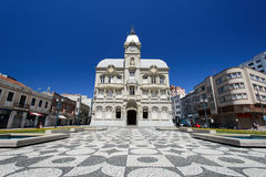 Old town hall in Curitiba, Brazil Royalty Free Stock Photography