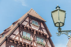 Old Town Hall in Esslingen Am Nechar, Germany Royalty Free Stock Image