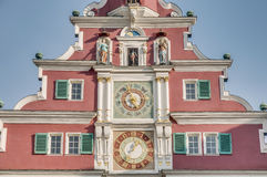 Old Town Hall in Esslingen Am Nechar, Germany Stock Images