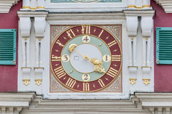 Old Town Hall in Esslingen Am Nechar, Germany Royalty Free Stock Photos