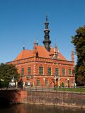 Old Town Hall in Gdansk Royalty Free Stock Image
