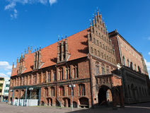 Old Town Hall of Hannover Stock Photography