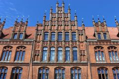 Old town hall in Hanover, Germany. Stock Photography
