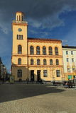 Old town hall in Jablonec Royalty Free Stock Photo