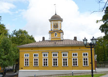 The Old Town Hall, Lappeenranta. Stock Images