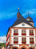 Old Town Hall in Lohr am Main, Germany Royalty Free Stock Photos