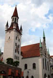 Old Town Hall, Munich royalty free stock photo
