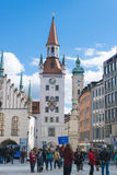Old Town Hall Munich Royalty Free Stock Image