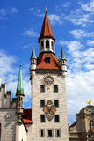 Old town hall in Munich, Germany Royalty Free Stock Photography