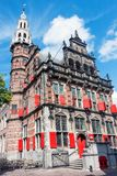 The old town hall Oude Stadhuis in The Hague Stock Image