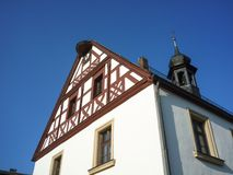 Old town hall - Pegnitz (Germany, Bavaria) Stock Image