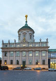 Old Town Hall, Potsdam Stock Image