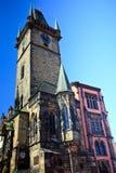 Old town hall, Prague. Czech Republic, 2009 Stock Photo