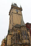 Old Town Hall from Prague Stock Photo