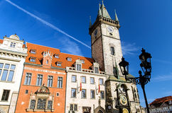 Old Town Hall in Prague Royalty Free Stock Image