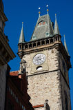 Old town hall, Prague Royalty Free Stock Images