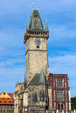 The old town hall in Prague Stock Images