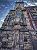 Old Town Hall of Prague stock photo