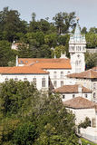 Old town hall in Sintra Royalty Free Stock Image