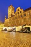 Old Town Hall in Torun. Torun, Kuyavian-Pomeranian Voivodeship, Poland Royalty Free Stock Photo