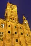 Old Town Hall in Torun. Torun, Kuyavian-Pomeranian Voivodeship, Poland Stock Image