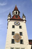 Old Town Hall with Tower, Munich Stock Images
