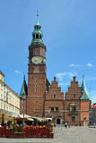Old Town Hall in Wroclaw - Poland. Stock Photography
