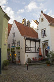 Old town of Hanseatic city Bremen,Germany Stock Photo