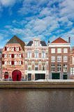 Old town of Harlem, Netherlands Royalty Free Stock Photos