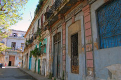 Old town havana Stock Images