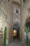 Old town, Hebron, Palestine Stock Photography