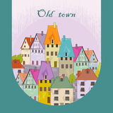 Old town Stock Image