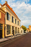 Old town house in Elburg The Netherlands Stock Photos