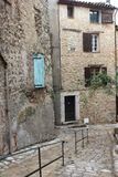 The Old Town of Hyeres, France Royalty Free Stock Images