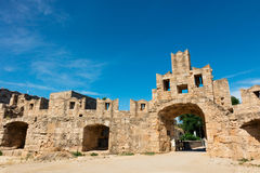 Old Town on the island of Rhodes. Stock Image
