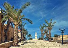 Old town of Jaffa, Israel. Stock Photography