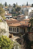 Old town Kaleici in Antalya Stock Image