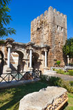 Old town Kaleici in Antalya Turkey Royalty Free Stock Photo