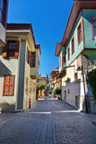 Old town Kaleici in Antalya Turkey Royalty Free Stock Image