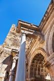 Old town Kaleici in Antalya Turkey Royalty Free Stock Image