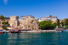 Old town Kaleici in Antalya, Turkey Stock Image