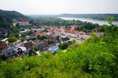 Kazimierz Dolny, Poland. Old town Kazimierz Dolny, Poland Stock Image