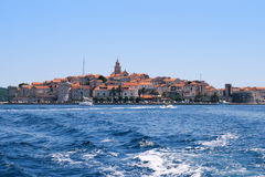 Old Town Korcula Royalty Free Stock Photography