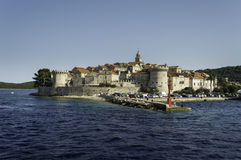 Old Town of Korcula, Croatia Royalty Free Stock Photo