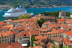 Old town of Kotor Royalty Free Stock Photography