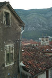 The Old town of Kotor. Old town of Kotor, Montenegro Royalty Free Stock Image