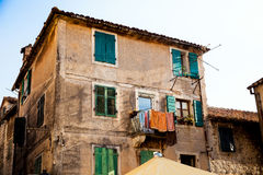 Old town Kotor in Montenegro Stock Photography