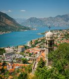 Old town in Kotor Royalty Free Stock Photo