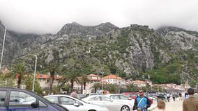 The old town of Kotor royalty free stock photography